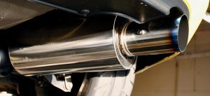 Photo Of An Exhaust
